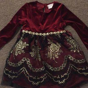 3T holiday dress
